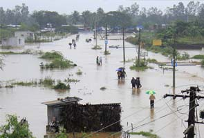 East, West Godavari districts in Andhra Pradesh still flooded