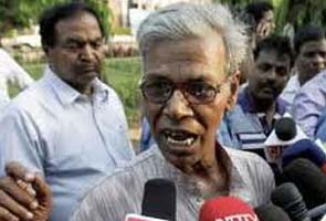 Maoist mediator Dandapani Mohanty arrested