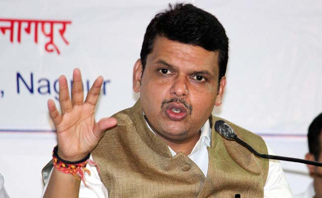 Shiv Sena, Still on Hold, Has Fierce Attack for Chief Minister Devendra Fadnavis