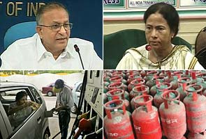 Diesel, Kerosene, LPG to cost more; Mamata objects