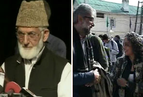 Will Geelani, Roy be booked for sedition?