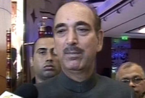 FDI in retail: Karunanidhi has lots of reservations, says Ghulam Nabi Azad