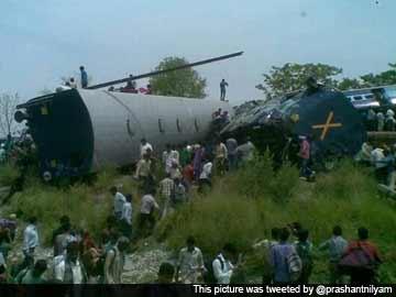 20 Feared Dead as Gorakhdham Express Rams Goods Train in Uttar Pradesh