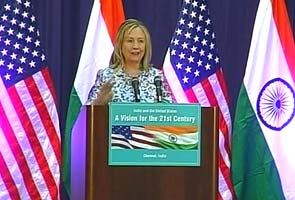 Pakistan not doing enough on 26/11: Clinton to NDTV