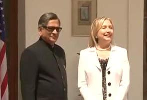 Hillary Clinton's remarks at opening session of US-India Strategic Dialogue