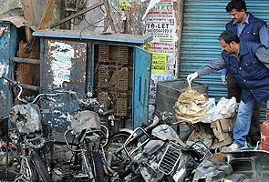 Hyderabad bomb blasts: intel alert ignored