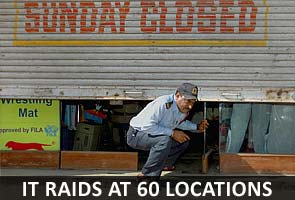 CWG: Raids at 60 places around India for financial irregularities