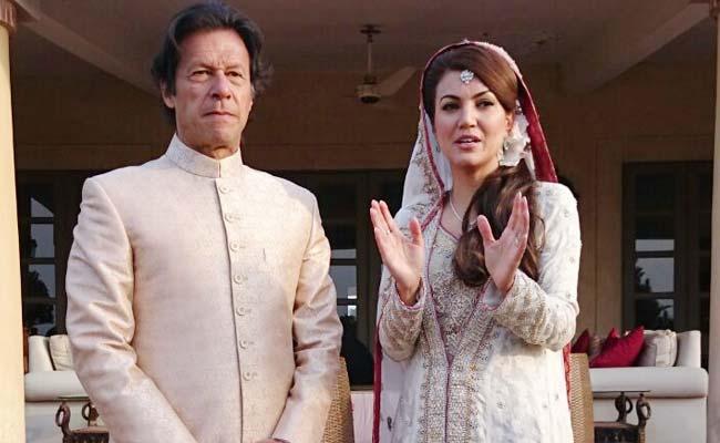 عمران خان اہلیہ ریحام خان کےہمراہ عمرہ ادائیگی کیلئےسعودی عرب روانہ