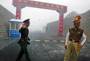 China reacts to India's new strike corps