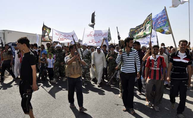 Suspicions Run Deep in Iraq That CIA and the Islamic State Are United