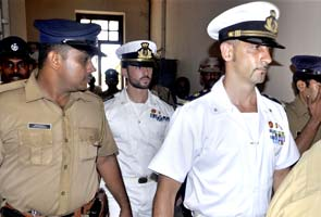 Italian marines to be shifted from Thiruvananthapuram to Kochi