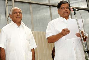 Jagadish Shettar to be new Karnataka Chief Minister, courtesy BS Yeddyurappa