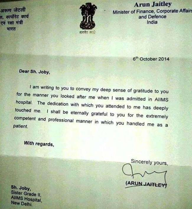 Full text arun jaitleys thank you note to his nurse expocarfo