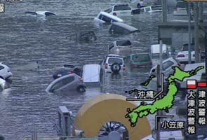 Mega earthquake in Japan triggers Tsunami, hundreds killed