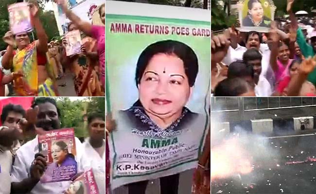 Jayalalithaa, Prisoner 7402, Granted Bail by Supreme Court: 10 Developments