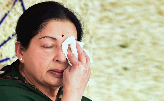 On Day 3 in Jail, Jayalalithaa Appeals Against Conviction