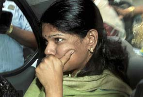 2G case: Court adjourns Kanimozhi's bail hearing till Saturday