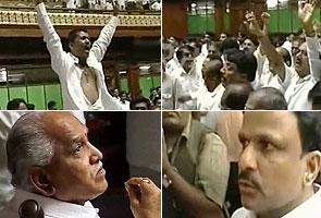 Karnataka: Chief Minister BS Yeddyurappa's BJP govt wins trust vote