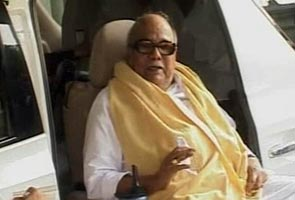 DMK chief Karunanidhi blames Jayalalithaa government for mishandling of protests in the state