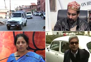 BJP targets Kashmir interlocutors over Padgaonkar's comments