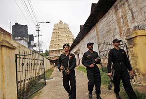 Kerala temple treasure will be filmed, says Supreme Court