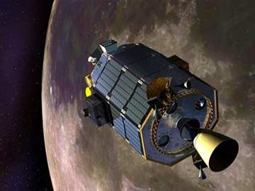 NASA crashed moon mission at 5,700 km per hour