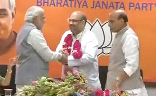 Amit Shah, Close Aide of PM Narendra Modi, is the New BJP President