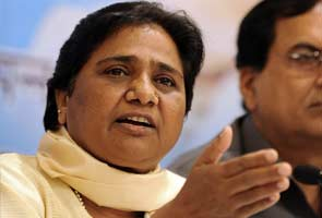 Mayawati's party demands President's rule in Uttar Pradesh over alleged misuse of Dalit memorials
