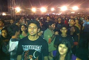 Metallica_dissapointed_crowds_ ...