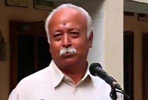 Rapes occur in 'India' not 'Bharat': RSS chief Mohan Bhagwat