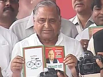 Vote for us, will check 'misuse' of anti-rape law, says Mulayam's manifesto