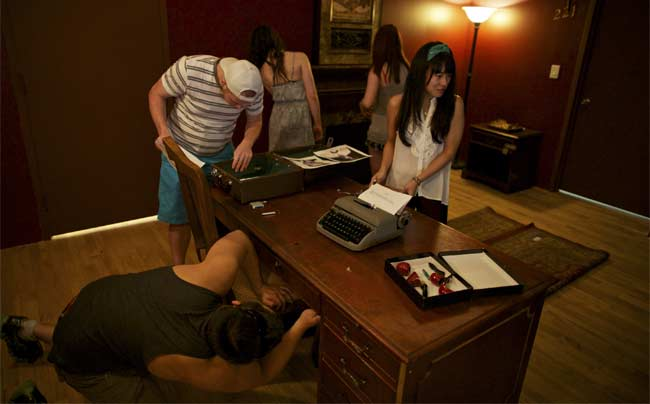 gaming culture seeps into escape rooms