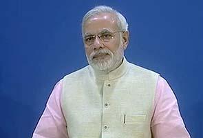 प्रधानमंत्री श्री नरेंद्र मोदी की चीनी मीडिया संगठनों से बातचीत