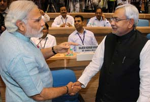 Nitish Kumar vs Narendra Modi plays out in presidential poll too