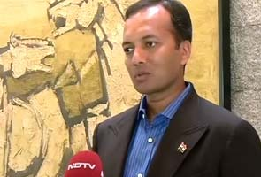 Congress MP Naveen Jindal's helicopter makes emergency landing