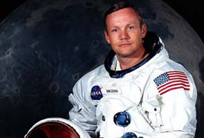 Famously private Neil Armstrong gives rare interview