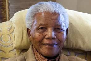 Nelson Mandela 'making steady progress'
