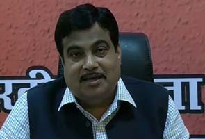 Income tax department begins investigation into Nitin Gadkari's business