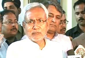 No time frame to select NDA leader for 2014 general elections, says Nitish Kumar