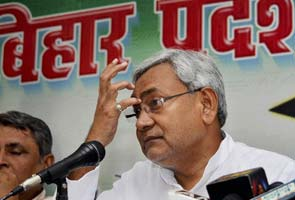 Nitish Kumar speaks out against Bihar Governor over appointment row
