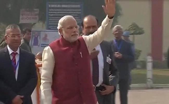 PM Modi to Kickstart BJP's Poll Campaign in Delhi Today