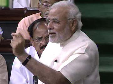 PM Modi Asks BJP MPs to Showcase 'Bold Steps' Taken by his Government in First 50 Days