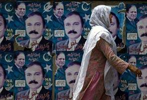 In Pakistan town, men have spoken: No women vote