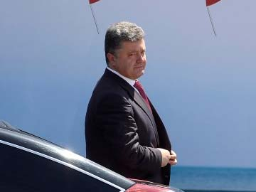 Petro Poroshenko to Extend Ukraine Ceasefire by 72 Hours: Diplomatic Sources