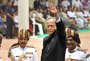 'His Excellency' to go: President Pranab's new protocol