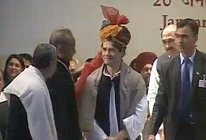 Rahul Gandhi expected to make first speech as Congress Vice President today