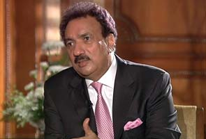 India provided insufficient information against Hafiz Saeed: Rehman Malik