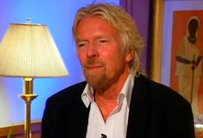 Richard Branson speaks to NDTV on Vijay Mallya, aviation and success: Full transcript