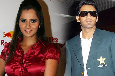 shoaib malik and ayesha siddiqui  Shoaib Malik And Ayesha Siddiqui