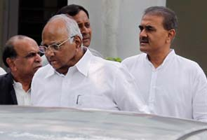 Sharad Pawar to skip PM's dinner tonight, but no decision yet on pulling out of Government
